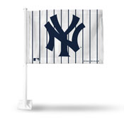 New York Yankees Pinstripe Car Flag
