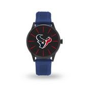 Sparo Texans Cheer Watch With Navy Watch Band
