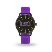 Sparo Lsu Cheer Watch With Purple Watch Band