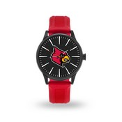 Sparo Louisville Cheer Watch With Red Band