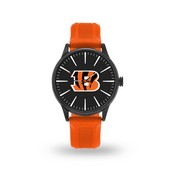 Sparo Bengals Cheer Watch With Orange Watch Band