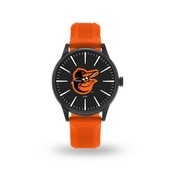 Sparo Orioles Cheer Watch With Orange Band