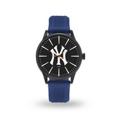 Sparo Yankees Cheer Watch With Navy Watch Band