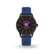 Sparo Astros Cheer Watch With Navy Band