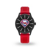 Sparo Phillies Cheer Watch With Red Band