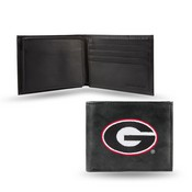 Univ. Of Georgia Embroidery Billfold