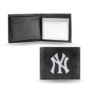New York Yankees Embroidered Billfold