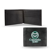 Colorado State Embroidered Billfold