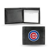 Chicago Cubs Embroidery Billfold