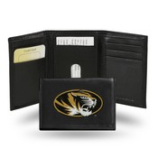 Missouri Tiger Embroidered Tri-Fold