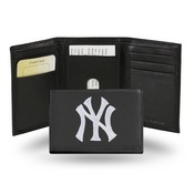 New York Yankees Embroidery Trifold