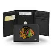 Chicago Blackhawks Embroidered Trifold