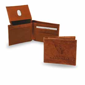 Arizona Cardinals Embossed Billfold