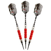 Viper Sure Grip Red Soft Tip Darts 18gm