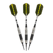 Viper The Freak Soft Tip Darts Knurled And Grooved Barrel 18 Grams