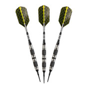 Viper The Freak Soft Tip Darts 3 Knurled Rings Barrel 18gm