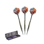 Elkadart Storm Soft Tip Darts Black Rings 14 Grams