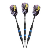 Viper Black Ice Blue Soft Tip Darts 18gm