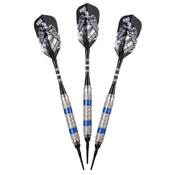 Viper Wind Runner Blue Soft Tip Darts 18gm