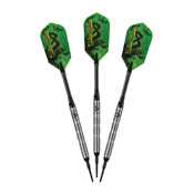 Viper Sidewinder Tungsten Soft Tip Darts Ringed Barrel 18 Grams