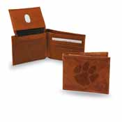 Clemson University Embossed Billfold