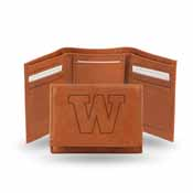 Washington University Embossed Trifold