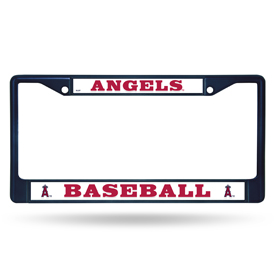 Angels Colored Chrome Frame Secondary Navy