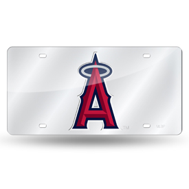 Angels 'A' Laser Tag (Silver)