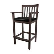 Imperial Spectator Chair, Weathered Dark Chestnut