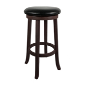 Imperial Bar Stool, Weathered Dark Chestnut