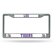 Lsu Chrome Frame
