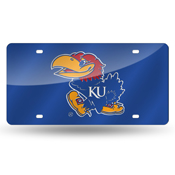 Kansas Jayhawks Laser Tag (Royal Blue)