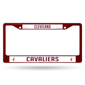 Cleveland Cavaliers Colored Chrome Frame