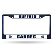 Buffalo Sabres Colored Chrome Frame