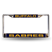 Buffalo Sabres Laser Chrome Frame
