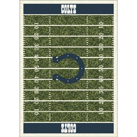 Indianapolis Colts 8'x11' Homefield Rug