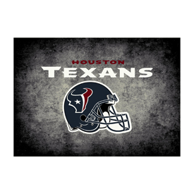 Houston Texans 8'x11' Distressed Rug
