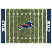 Buffalo Bills 4'x6' Homefield Rug