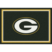 Green Bay Packers 4'x6' Spirit Rug