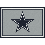 Dallas Cowboys 4'x6' Spirit Rug
