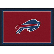 Buffalo Bills 4'x6' Spirit Rug