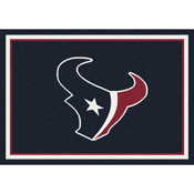 Houston Texans 4'x6' Spirit Rug