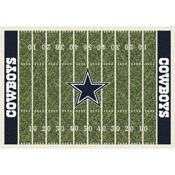 Dallas Cowboys 6'x8' Homefield Rug