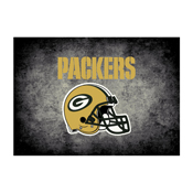 Green Bay Packers 6'X8' Distressed Rug