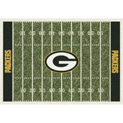 Green Bay Packers 8'x11' Homefield Rug