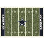 Dallas Cowboys 8'x11' Homefield Rug