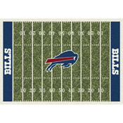 Buffalo Bills 8'x11' Homefield Rug