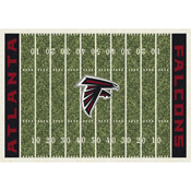 Atlanta Falcons 8'x11' Homefield Rug