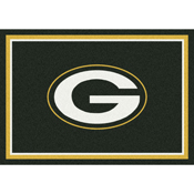 Green Bay Packers 8'x11' Spirit Rug