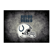 Indianapolis Colts 8'x11' Distressed Rug